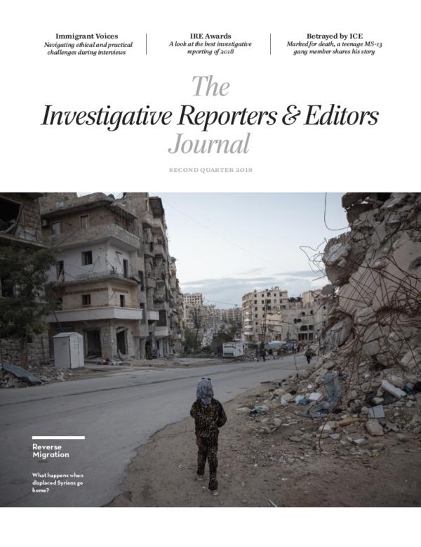 IRE Journal: Q2 2019