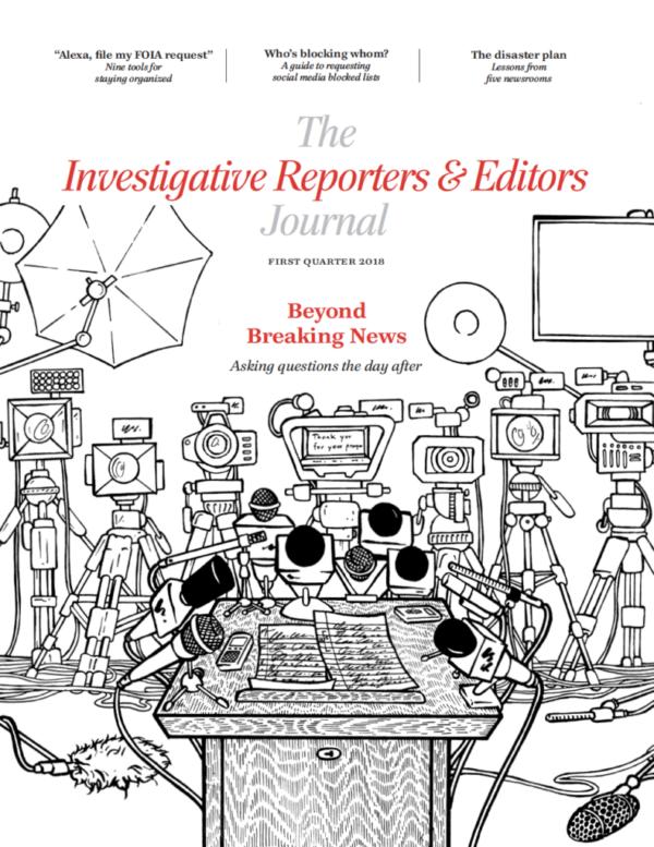 IRE Journal: Q1 2018
