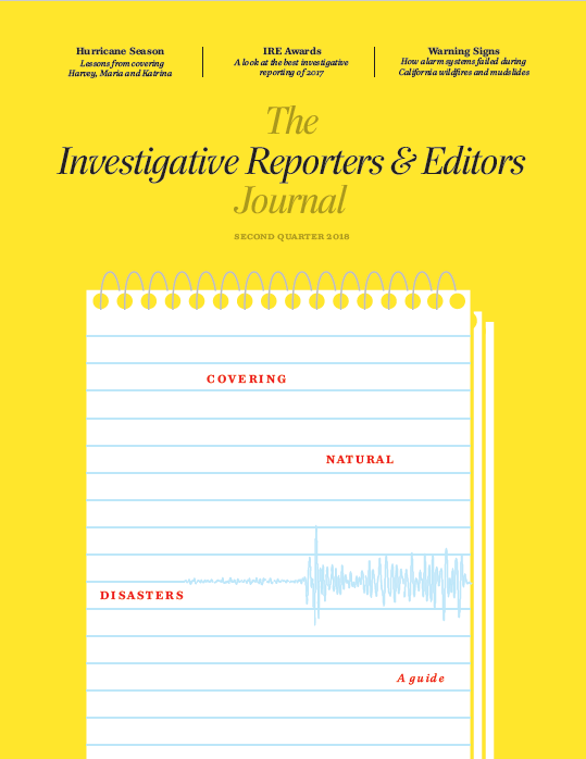 IRE Journal: Q2 2018