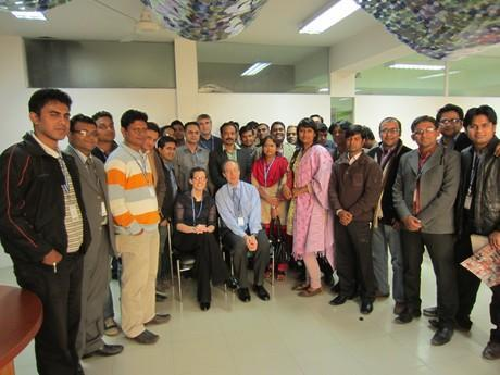 Bangladesh group photo
