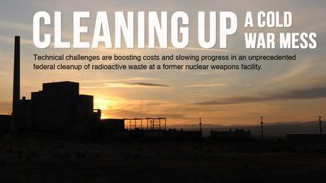 USA Today: Hanford nuclear cleanup