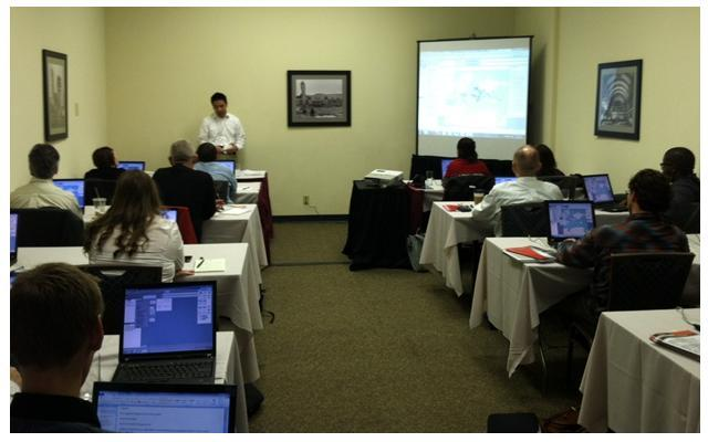 Tableau hands-on training at NICAR 2012